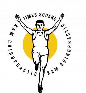 Kam-Chiropractic-Logo-Person-Success-Health